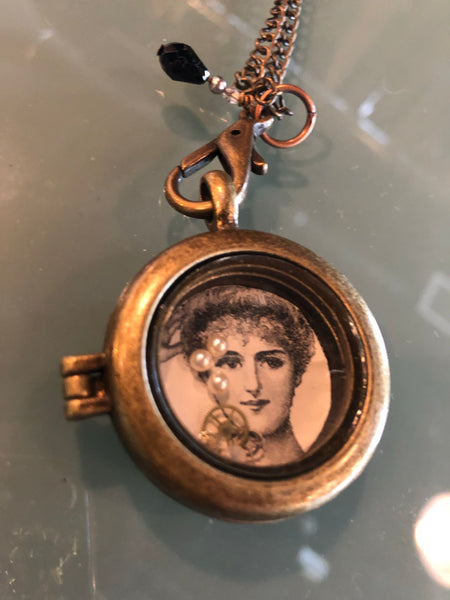 Locket by Junk Drawer
