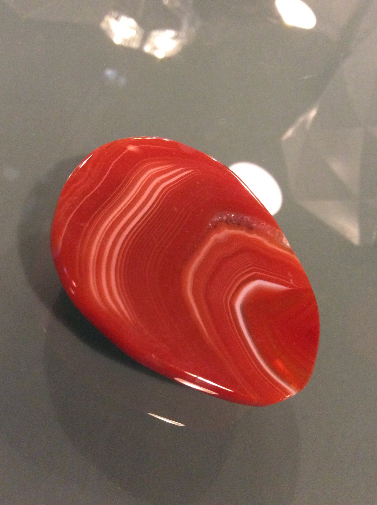 Real Agate Pop-Socket