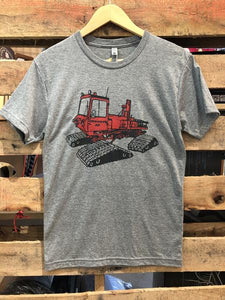 Snow Cat T Grey