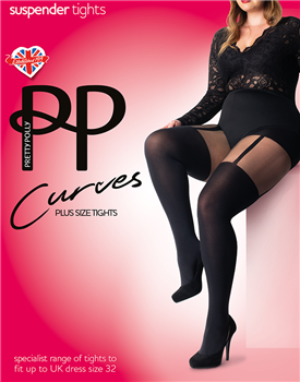 Suspender Tights Curves