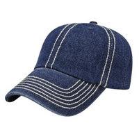 i1040 Thick Stitch Accent Cap - FlywheelPromotions.com