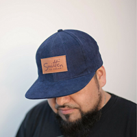 Crosby Corduroy Hat - FlywheelPromotions.com