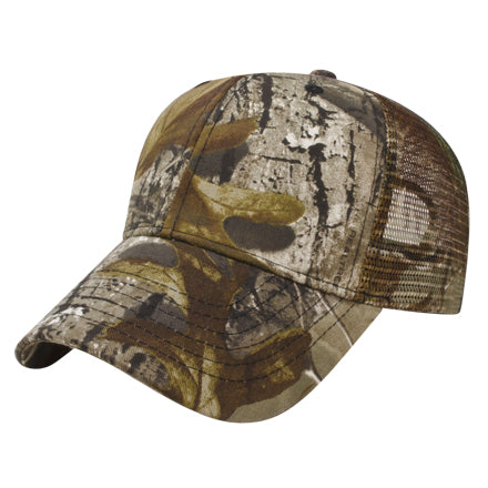i2006 All Over Camo with Mesh Back Cap - FlywheelPromotions.com