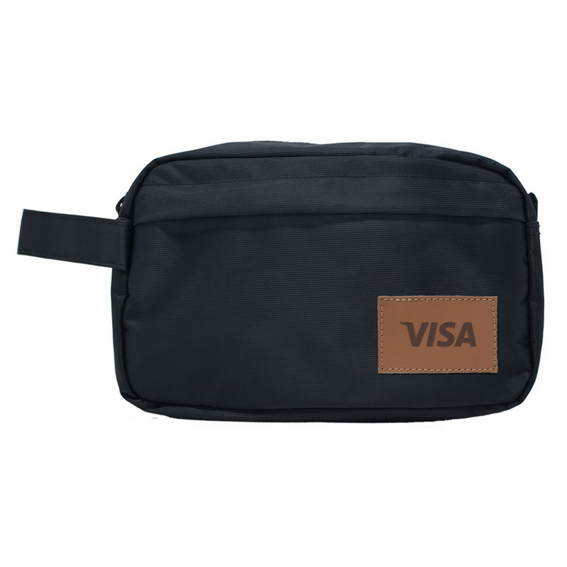 Fort Point Dopp Kit - FlywheelPromotions.com