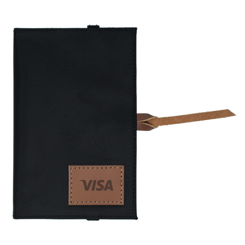 Hitchcock Passport Holder - FlywheelPromotions.com