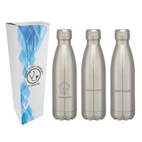 Swig Bottle and Packaging - FlywheelPromotions.com