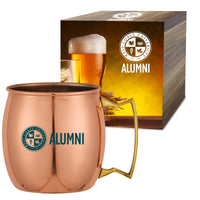 20 oz. Moscow Mule Mug with Custom Box - FlywheelPromotions.com