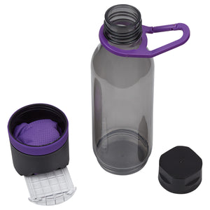 15 oz. Energy Sports Bottle with Phone Holder - FlywheelPromotions.com