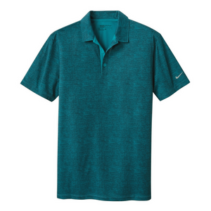 Nike Dri-FIT Crosshatch Polo - FlywheelPromotions.com