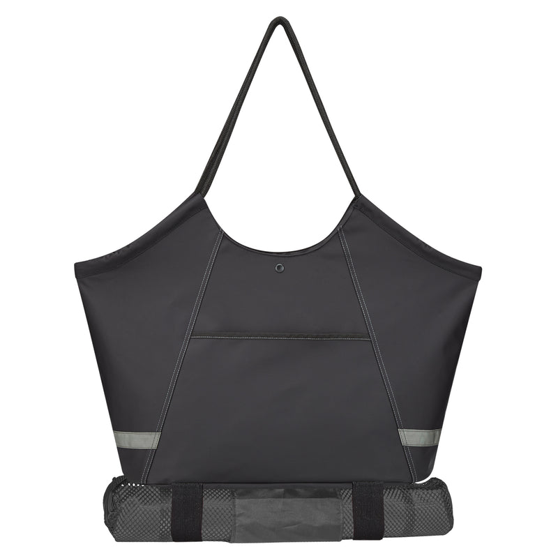 Yoga Gym Bag with Mat - FlywheelPromotions.com