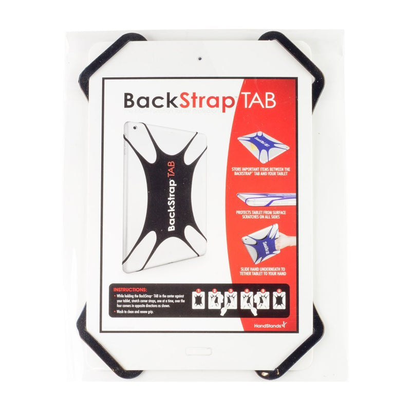 BackStrap™ TAB Organizing & Security Strap - FlywheelPromotions.com