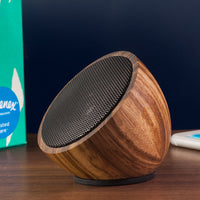 Coconut® Bluetooth Speaker - Rosewood