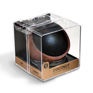 Coconut® Bluetooth Speaker - Clear box