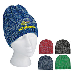 Knit Beanie Cap - FlywheelPromotions.com