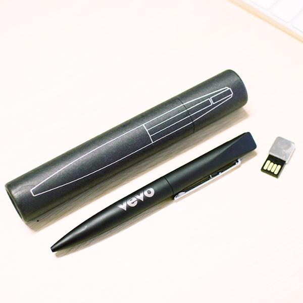 Luminosity USB Pen - FlywheelPromotions.com