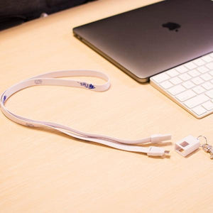 Power Cord Lanyard - FlywheelPromotions.com