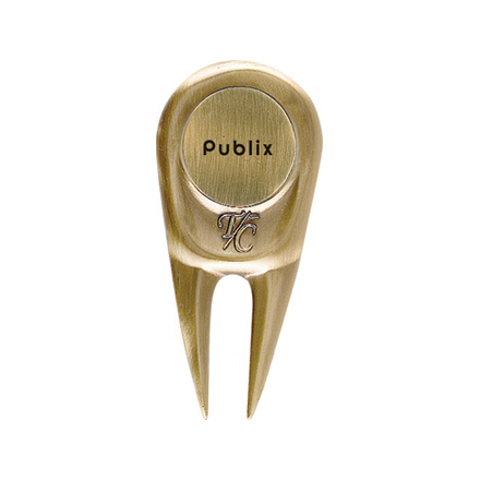 Executive Ball Marker Divot Tool - FlywheelPromotions.com