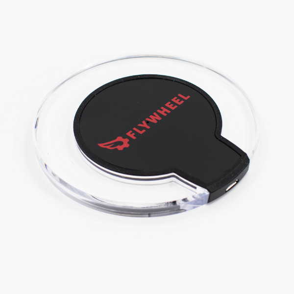Energy Wireless Charger - FlywheelPromotions.com