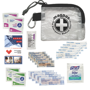 First Aid Kit - FlywheelPromotions.com