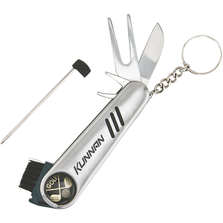 7-in-1 Golf Multi-Tool - FlywheelPromotions.com