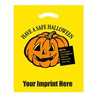 Safety Halloween Trick-Or-Treat Bag - FlywheelPromotions.com