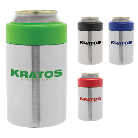 Kratos Double-Wall Stainless Can Cooler