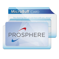 Microbuff™ Clinging Microfiber Cloth - FlywheelPromotions.com
