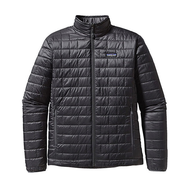 Patagonia Men's Nano Puff Jacket_Forge Grey