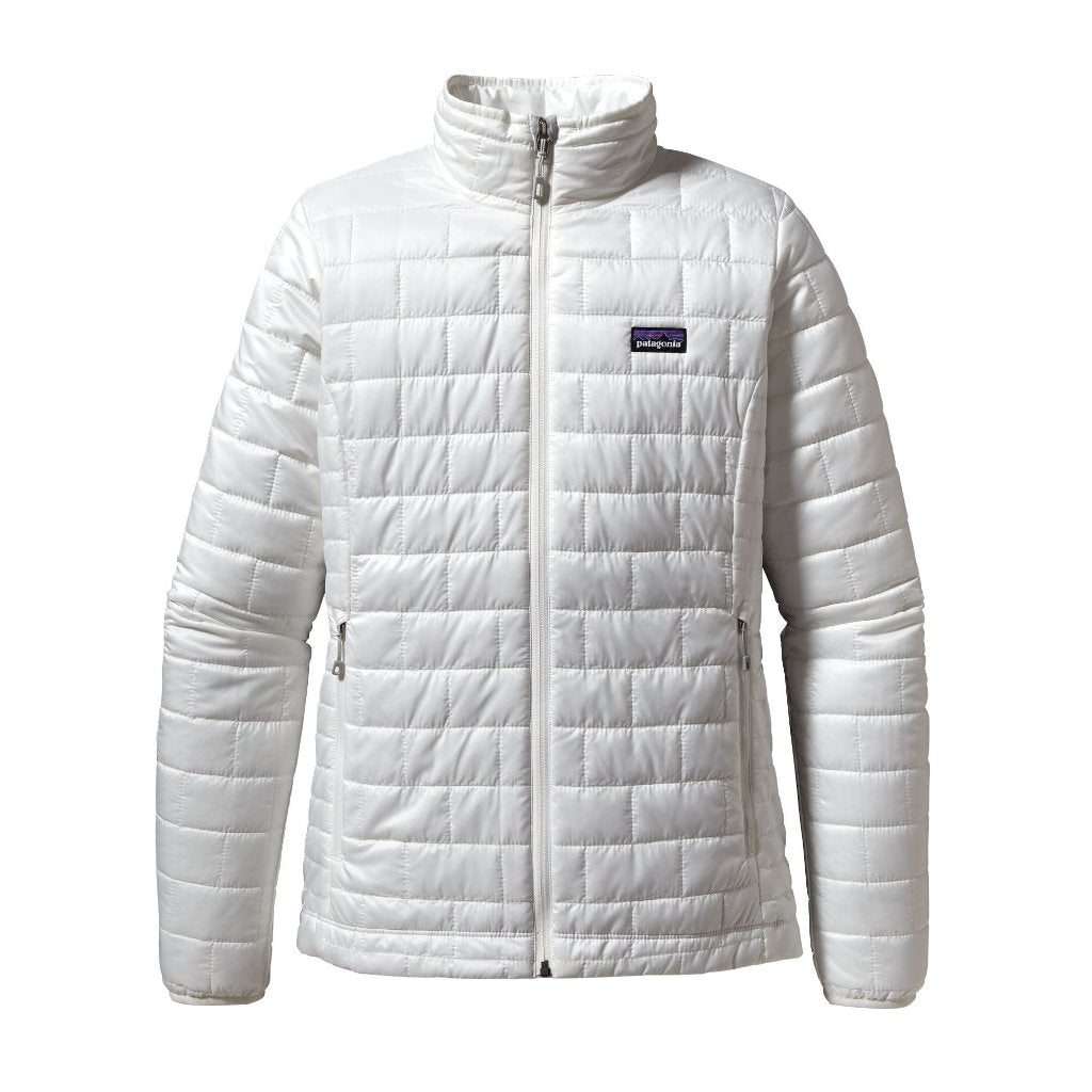 Patagonia Women's Nano Puff Jacket_Birch White