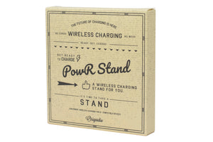 PowR Stand Wireless Charger - FlywheelPromotions.com