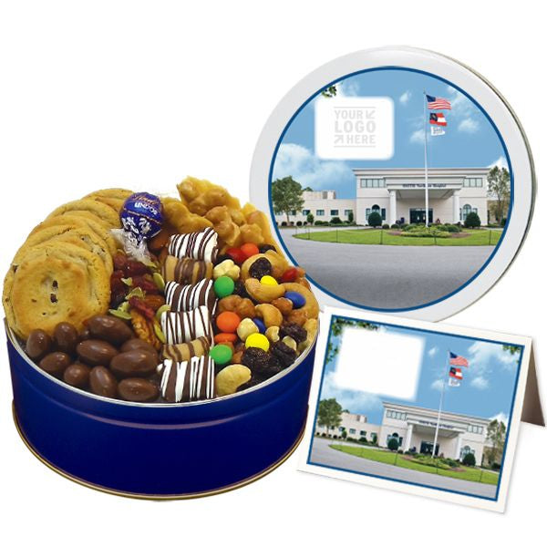Deluxe Chocolate & Cookie Assortment - FlywheelPromotions.com