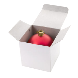 Round Ball Tree Ornament with Gift Box