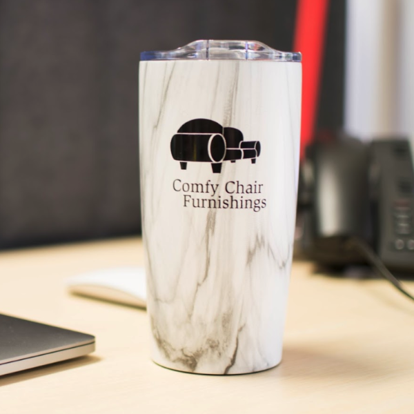 20 oz. Marbled Himalayan Tumbler - FlywheelPromotions.com