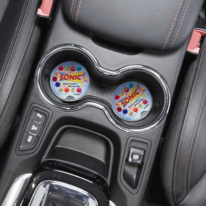 SipGrip™ To Go Car Coaster - FlywheelPromotions.com