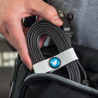 Snap-In™ XL Cord Organizer - FlywheelPromotions.com