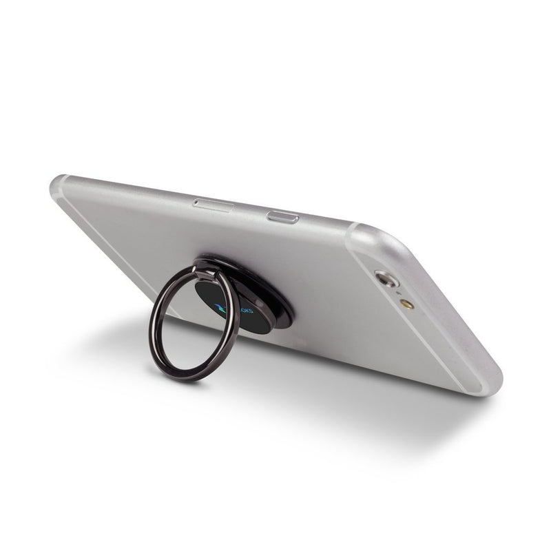 SpinSocket® Phone Holder, Stand & Spinner - FlywheelPromotions.com