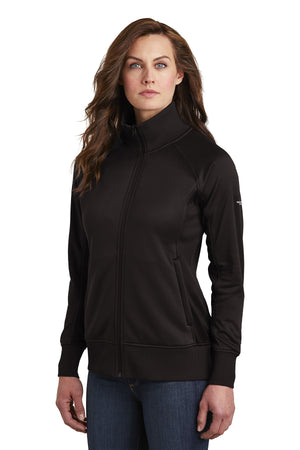 TNF Ladies Tech Full Zip Black