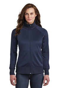 TNF Ladies Tech Full Zip Black | Urban Navy