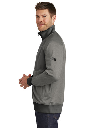 The North Face® Tech Full-Zip Fleece Jacket Side