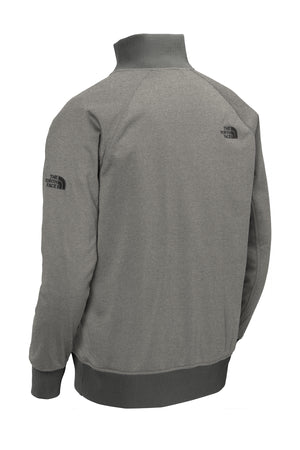 The North Face® Tech Full-Zip Fleece Jacket Back
