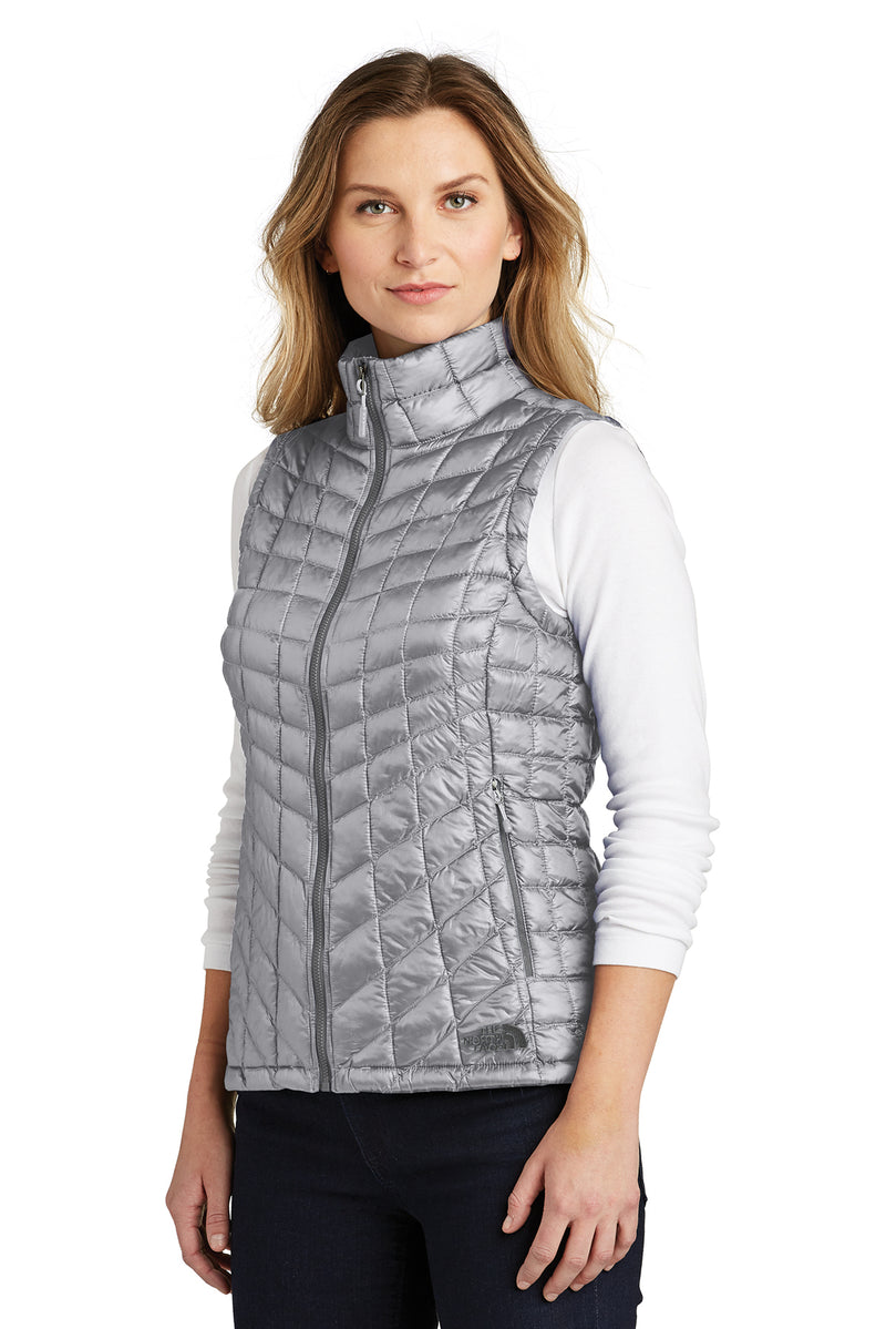 The North Face® Ladies ThermoBall™ Trekker Vest_Mid Grey
