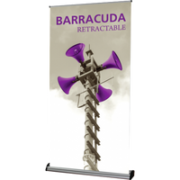 Barracuda 920 Retractable Banner (Diamond Level) - FlywheelPromotions.com