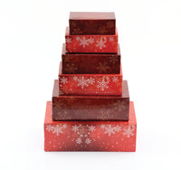 6-Tier Custom Logo Treat Tower - Option 1