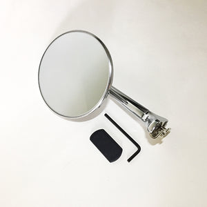 Straight Arm Door Edge Mirror