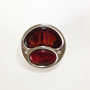 Ford Model 'A' Tail Light with 'Stop' Lens