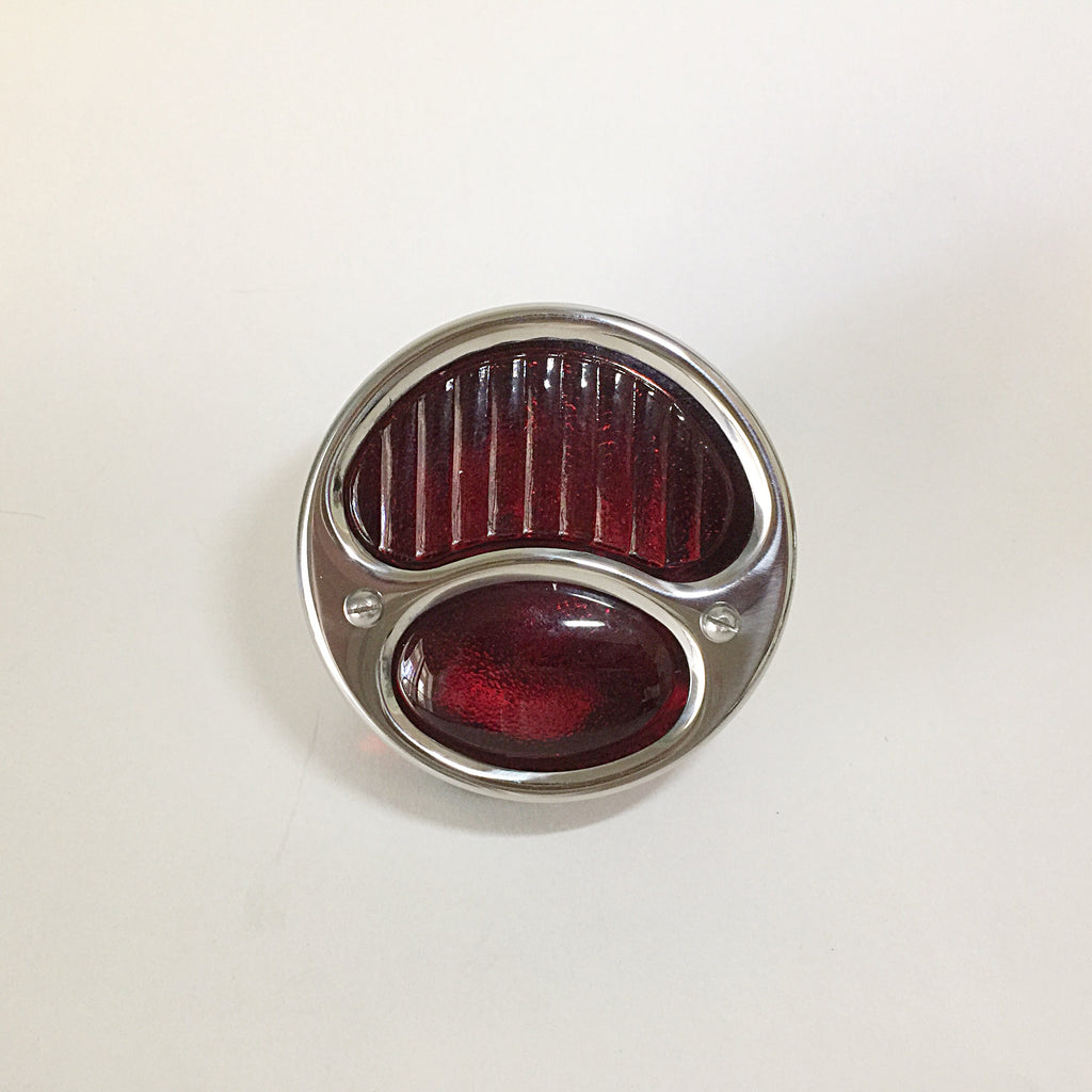 Ford Model 'A' Tail Light- All Red Lens