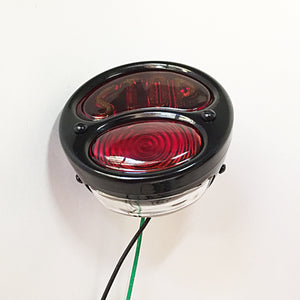 Ford Model 'A' Tail Light - Black