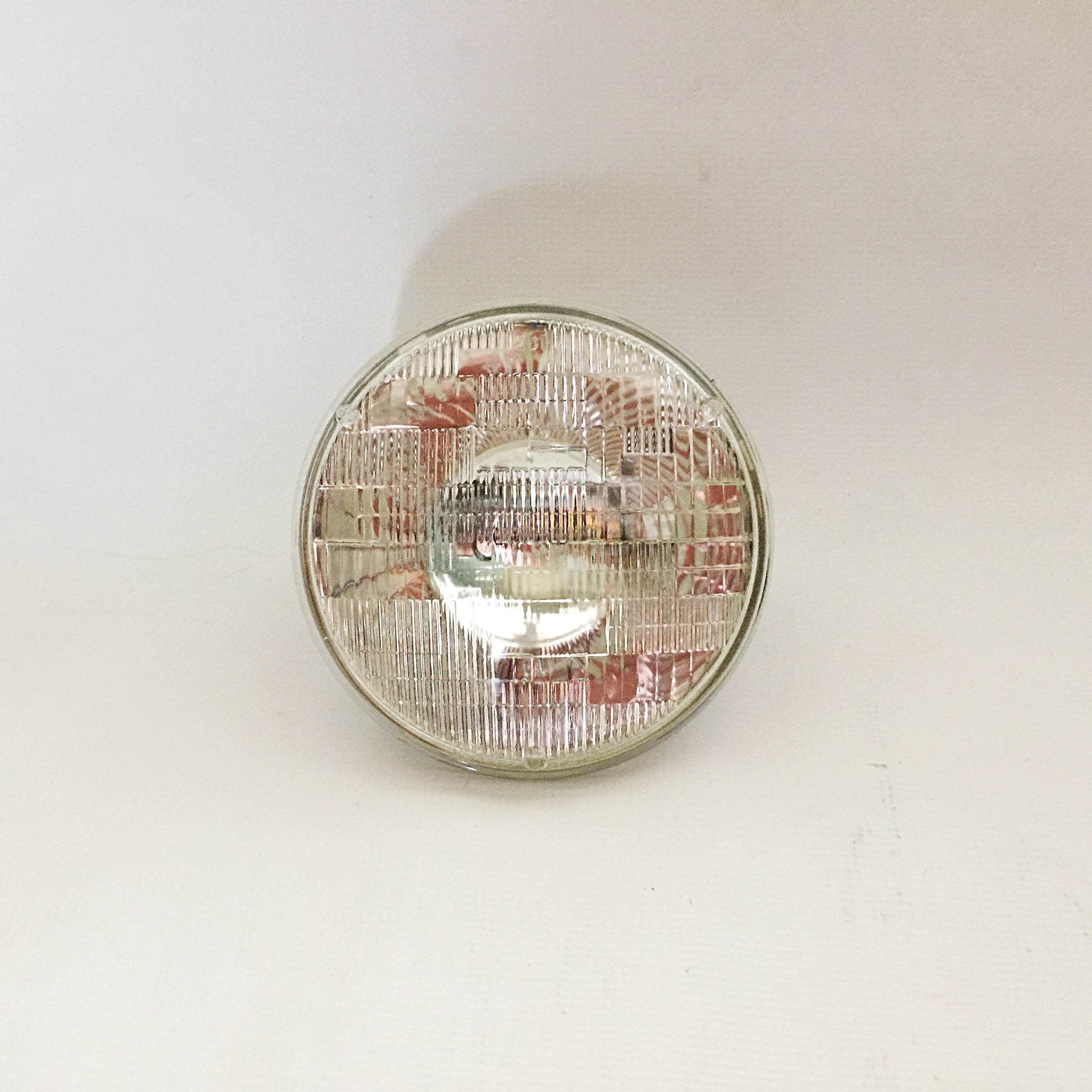"7"" Sealed Beam Headlight Lens"