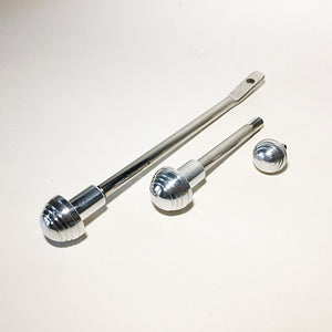 GM Steering Column Dress-up Kit - 1940's Custom Knobs