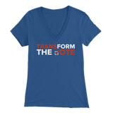 TRANSform the Vote (blue)
